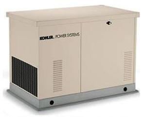 Kohler Generator 2